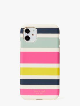 stripe 11 phone case