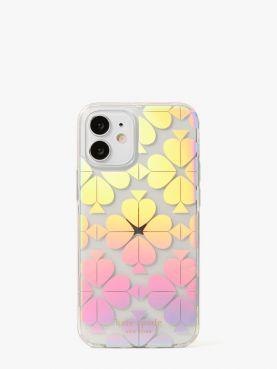 iridescent 12 mini phone case