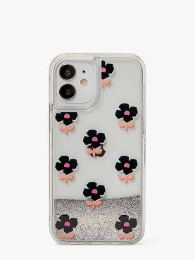 block flower 12mini phone case