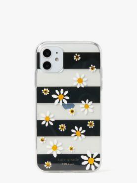 jeweled daisy dots 11 phone case