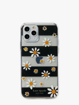 jeweled daisy 11 pro phone case