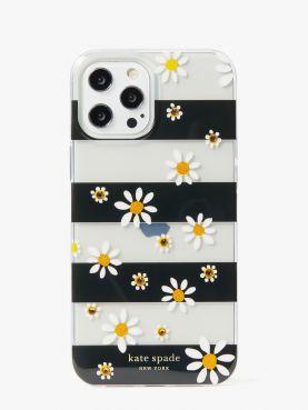 jeweled daisy 12 promax phone case
