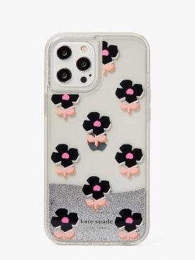 block flower 12/12promax phone case