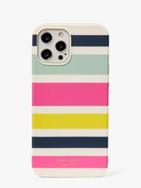 stripe 12 pro max phone case