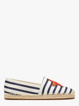 uptown stripe espadrilles