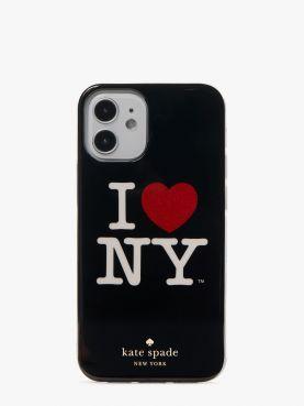 i heart ny x kate spade new york iphone 12 mini case