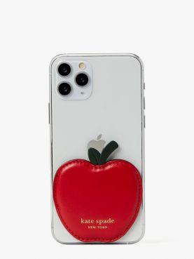 apple sticker pocket