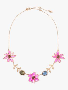 wild garden necklace