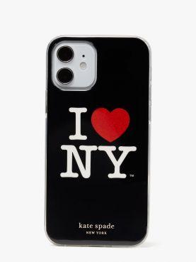 i heart ny x kate spade new york iphone 12/12 pro case