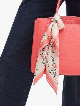 spring garden bandana