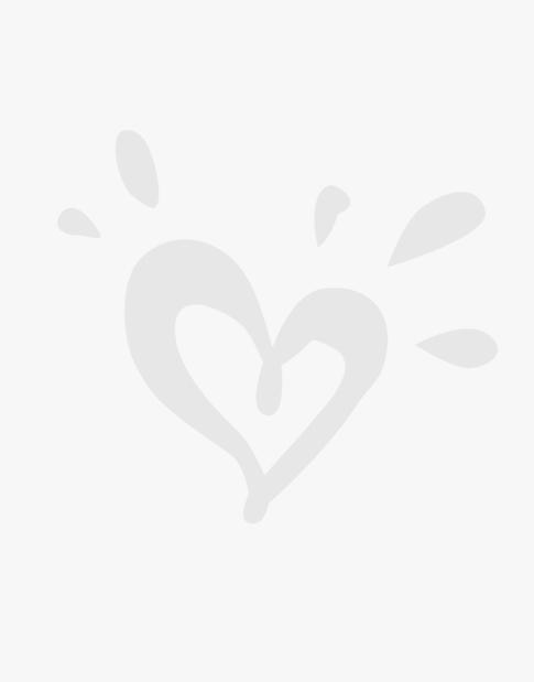 striped button shoulder tee