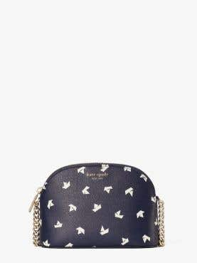 spencer paper boats small dome crossbody