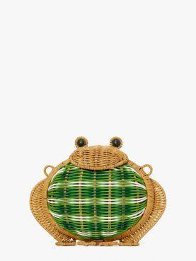 hoppkins wicker frog