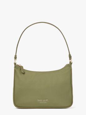 sam the little better nylon small shoulder bag