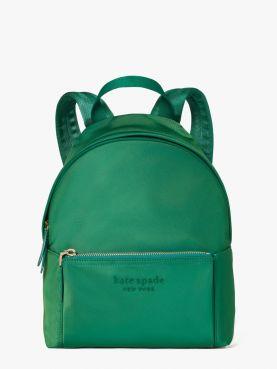 nylon city pack medium backpack