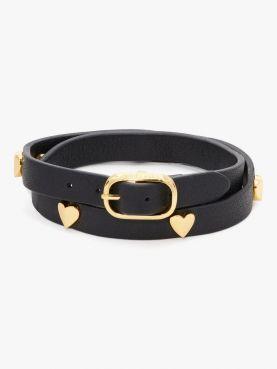 heartful wrap bracelet